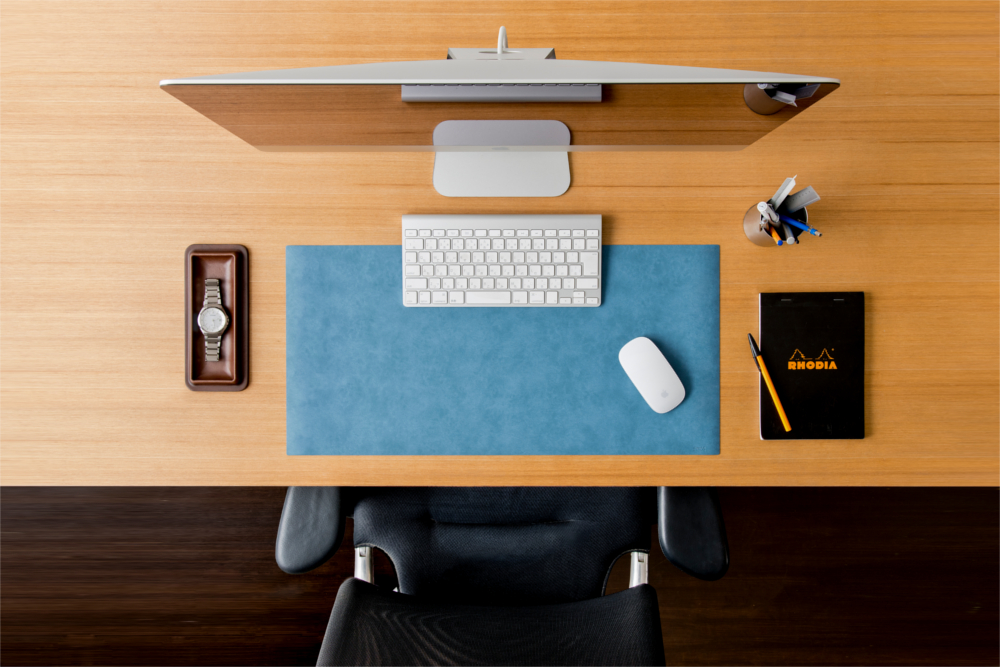 THE DESKMAT